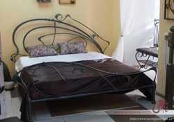 Кованые кровати. купить. заказать.