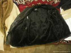Куртка мужская на меху, натур кожа 2