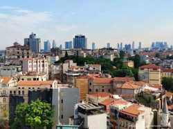 По Стамбулу на автомобиле 3