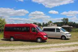 Пассажирские перевозки ФольксвагенТ 5 до 8 мест.и Спринтер до 18 .