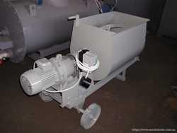 Запчасти к редукторной растворомешалке ёмкостью 150 литров. 2