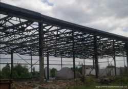 Предоставляем услуги демонтажа и монтажа металлоконструкций