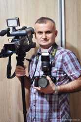 Обучение Вас видео-фотосъемке! Сумы и область.