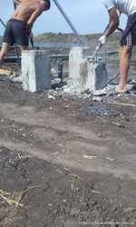 Демонтаж,сливные ямы,траншеи копка земляные демонтажные работы траншеи