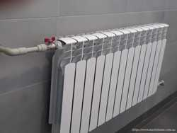 #Отопление установка котлов радиаторов,монтаж полов.
