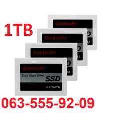 SSD Диск накопитель 1tb Goldenfir ссд диск 1 тб диски новые запечатанные