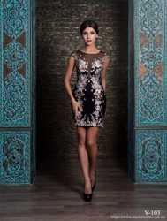 Выпускные вечерние платья купить с примеркой 2