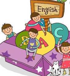 Репетитор з англійської для дітей віком 7-11років