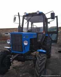 Продам трактор МТЗ 82 1