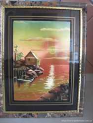Картина с голограммным изображением