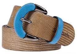 Мужские и женские кожаные ремни из Италии 2
