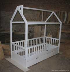 Домик кровать детская В НАЛИЧИИ  2