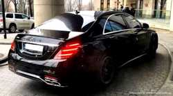 082 Vip Mercedes-Benz S550 AMG 4MATIC W222 Restyling  3
