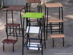 Раскладывающийся стул-стремянка 1
