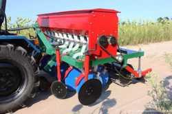 cеялка зерновая тракторная сеялка дисковая на ЮМЗ МТЗ Т25 Т40 2