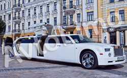 002 Лимузин Chrysler 300C Rolls-Royсe Phantom  1