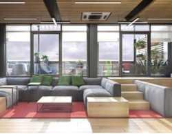 ЖК Нью-Йорк Технологичный офис с террасой 227,5м2, н/ф, без% 2
