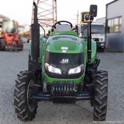 Экспортный б/у мини трактор 2007 года выпуска Deutz Fahr SH 404 40 л/с