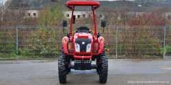Экспортный б/у мини трактор 2007 года выпуска DongFeng 404 40 л/с