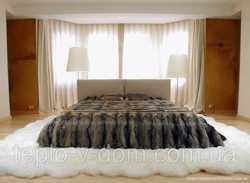 Ковер вокруг кровати