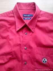 Мужские рубашки клубные memo's (Австрия) / две шт.