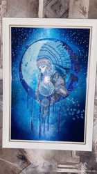 Картина бисером - Ловец снов. Защитник