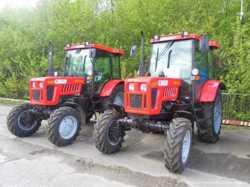 Трактор МТЗ-82 Беларусь 80лс