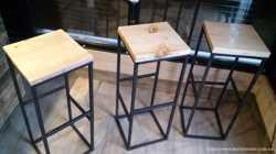 Стол из металла, мебель на заказ, стол купить, Лофт 3