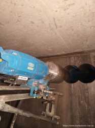 Алмазное сверление и резка отверстий в бетоне бровары