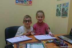 Доступные групповые уроки английского для детей от 6 лет в Донецке