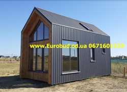 Строительство домов по канадской технологии одесса 3