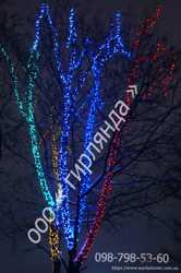 Светодиодные гирлянды купить,новогоднее украшение фасадов улиц деревьев,новогодние фигуры 2
