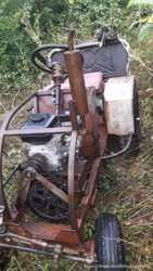 Продаж міні-трактор. Срочно!!!