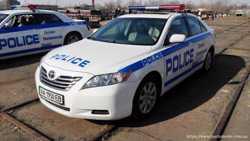 163 Аренда полиция New York  2