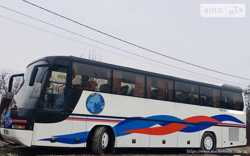 Пасажирські перевезення комфортабельним автобусом Neoplan. Оренда авто