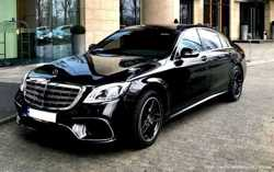 082 Vip Mercedes-Benz S550 AMG 4MATIC W222 Restyling  2