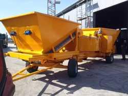 Мобильный бетонный завод Sumab LT 1200 (40 м3/час) Швеция 2