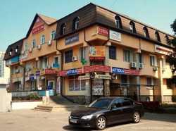 Аренда офисов с мебелью 17 и 20 метров в админ здании ул Бальзака 1