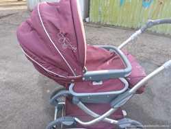 Продам детскую коляску 2