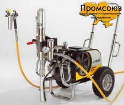 Профессиональный гидропоршневой окрасочный агрегат Wagner HC-940/960-E/G 1