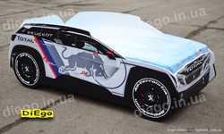 Кровать машина  Dakar 1