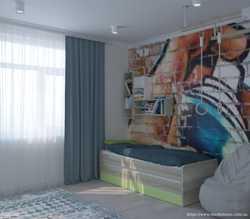 Висувне ліжко Даллас  3