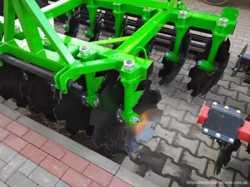 Дископлуг борона дискова Bomet для міні та китайських тракторів