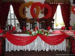 Оформление и организация праздников, изделия из шаров, свадьба и всё, что с ней связано 3