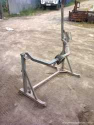Продам раму редукторной бетономешалки БС - 350, БС - 450. 2