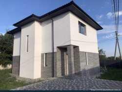 Новый современный дом 135 м2, ул. Ньютона, Павленки, район Новые Дома