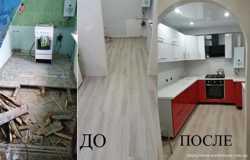  Качественый ремонт квартир и домов под ключ, малярные работы