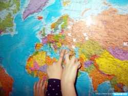 Онлайн репетитор з географії, географія/географии, география (70грн.)