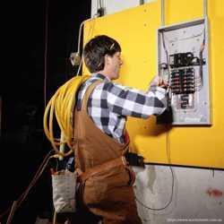 Вызов электрика в Одессе.