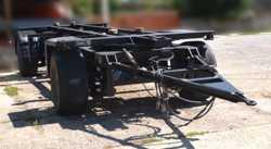 Прицеп-платформа БДФ Ackermann I-eaf-18